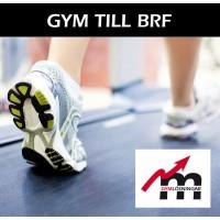 Gym till BRF