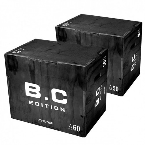 B.C Plyobox 50 - 60 - 75 cm