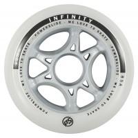 Inlineshjul Powerslide Infinity 100 mm diam. 4-pack -85a