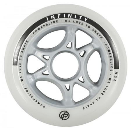 Inlineshjul Powerslide Infinity 110 mm diam. 4-pack -85a