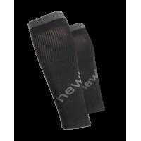Newline Compression Calf Svart