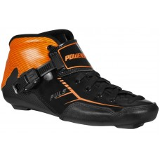 Speedskates Skor Powerslide Puls - black / orange - Pain free