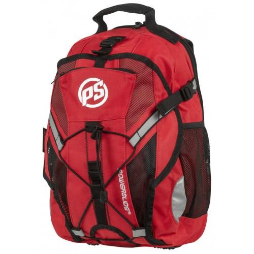 Inlinesryggsäck Powerslide Fitness Backpack - Red