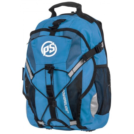 Inlinesryggsäck Powerslide Fitness Backpack - Blue