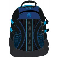 Inlinesryggsäck Powerslide Phuzion Backpack - Black/Blue