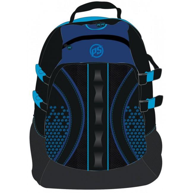Inlinesryggsäck Powerslide Phuzion Backpack - Black/Blue