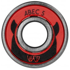 Inlineslager Powerslide WCD ABEC 5 Freespin - 8-pack