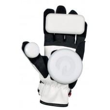 Skatehandskar Ennui Bombhill Glove - black / white