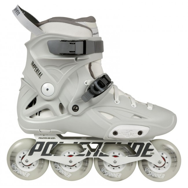 Inlines Freeskate Powerslide Imperial One 80 - grey