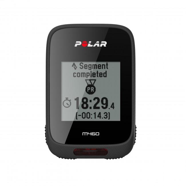 Cykeldator med GPS Polar M460