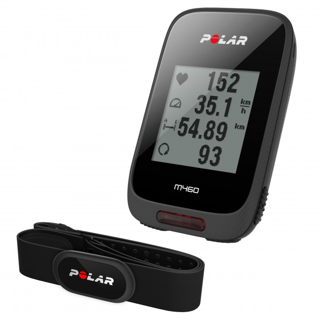 Cykeldator med GPS Polar M460 HR