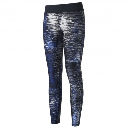 Casall Marble 7/8 tights - Clarity blue Storlek 40