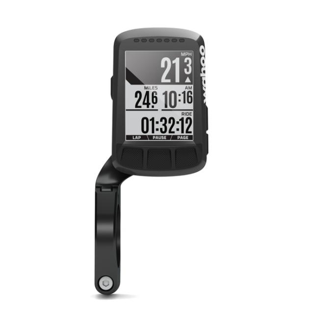 Wahoo ELEMNT Bolt Combo Bundle - Cycling Computer - GPS Cykeldator