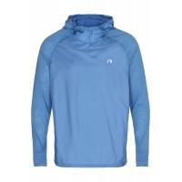 Newline Imotion Hooded Windbreaker Shirt - Sky Blue