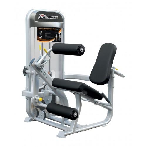 Benmaskin Leg Extension / Leg Curl Impulse PL 9019