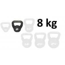 Kettlebell Neopren Master Fitness 8 kg