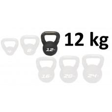 Kettlebell Neopren Master Fitness 12 kg