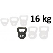 Kettlebell Neopren Master Fitness 16 kg