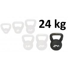Kettlebell Neopren Master Fitness 24 kg