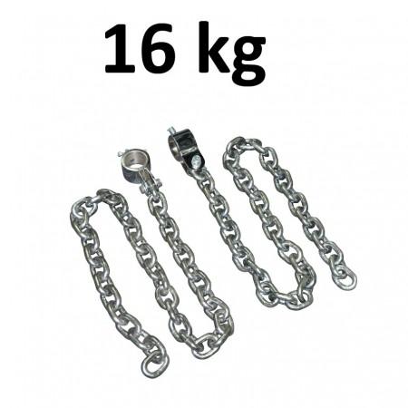 Lyftkedja med 50mm hållare Master Fitness 16kg