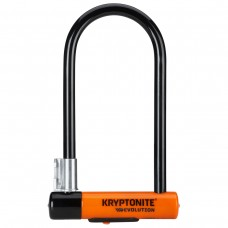 Cykellås Kryptonite U-Lock Evolution Series 4 SSF 10.2x22.9cm
