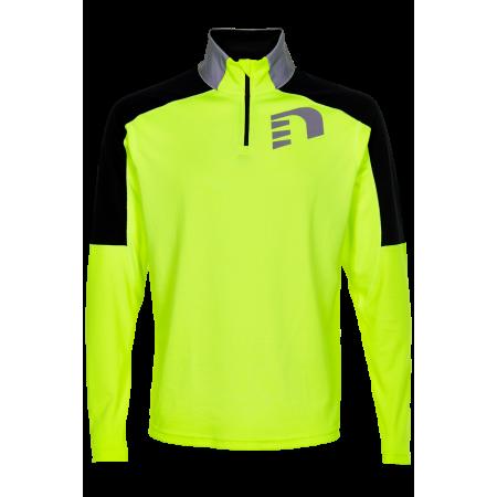 Newline Visio Warm Sweater - Neon Yellow