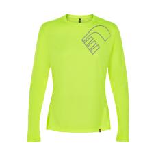 Newline Visio Shirt - Neon Yellow - Dam