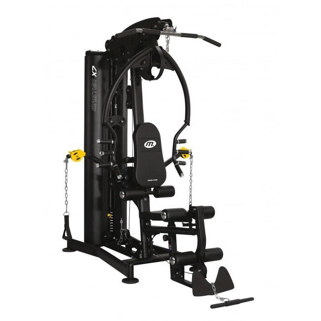 Gympaket Hemmagym 10-15 kvm - Master Fitness