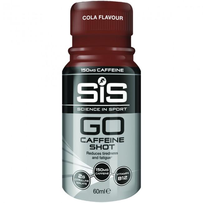 SIS GO Caffeine Shot Cola 12x60ml