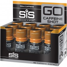 SIS GO Caffeine Shot Tropical 12x60ml