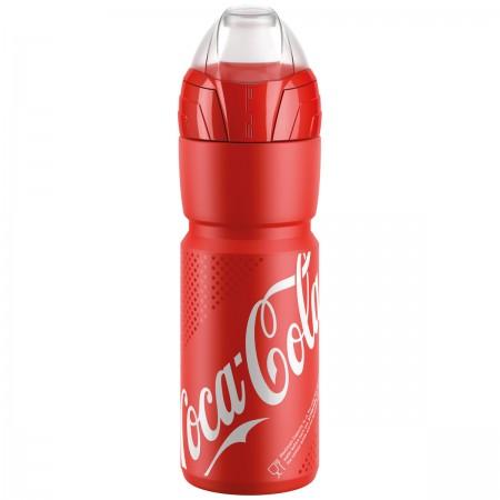 Cykelflaska Elite Ombra Coca-Cola röd 750ml