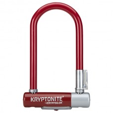 Cykellås Kryptonite Bygellås Kryptolok 2 Mini7 Merlot