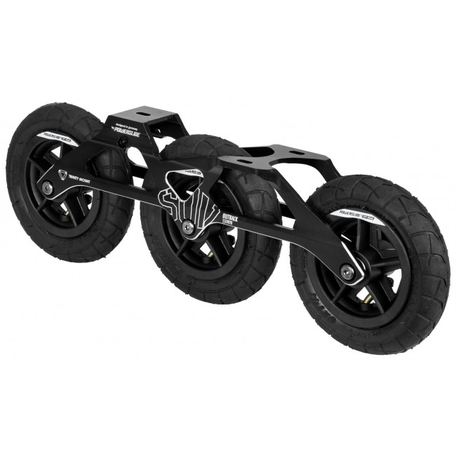 Powerslide Outback Trinity 3x150 mm Offroad Ramar