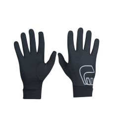 Löparhandskar Newline Base Gloves - Black Storlek XS
