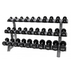 Premium Gummihantlar Master Fitness SET 1-10kg