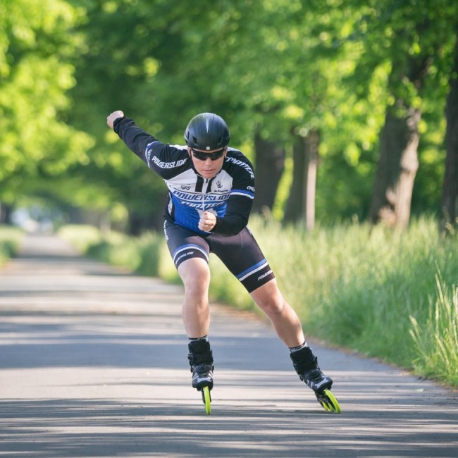 Inlines Powerslide Powerskating World Cup 3x125mm