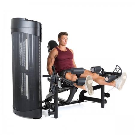 Multigym Finnlo Maximum Dual Station Leg Extension/Curl