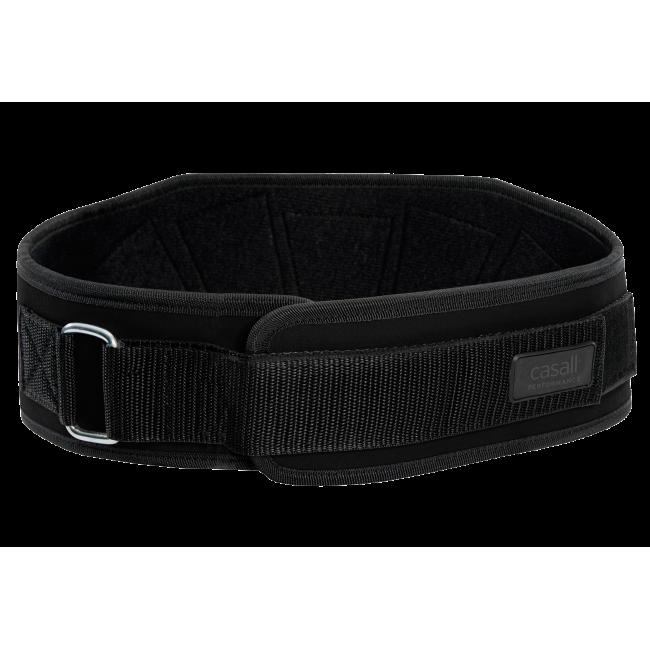 Lyftbälte Casall PRF Weight lifting flex belt - Black
