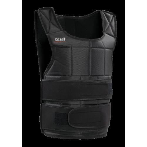 Casall PRF Weight vest 10kg - Black