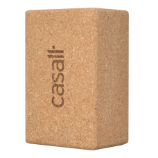 Casall Yoga block cork Large - Natural cork