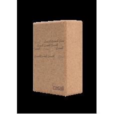 Casall Yoga block natural cork - Natural cork