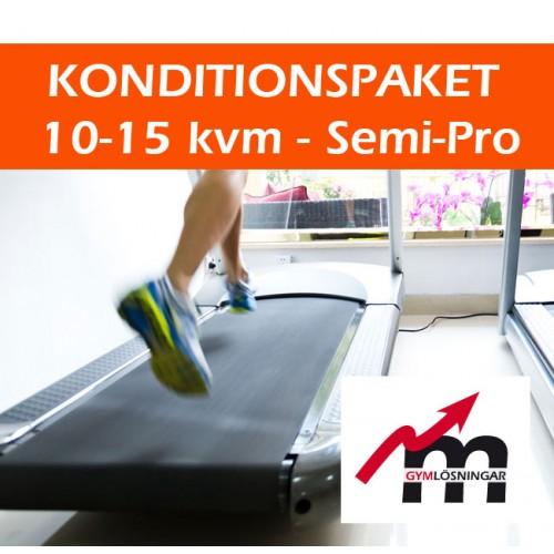 Konditionspaket Semi-Pro 10-15 kvm
