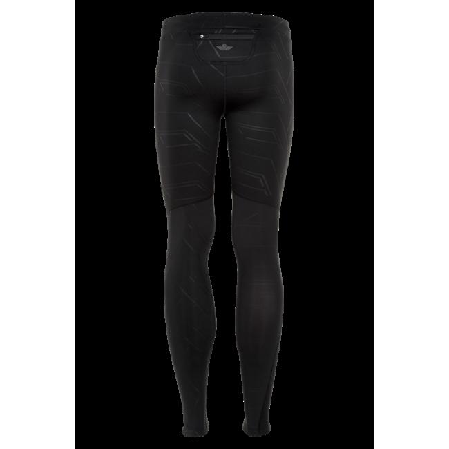 Newline BLACK Warm Wiper Tights - Black