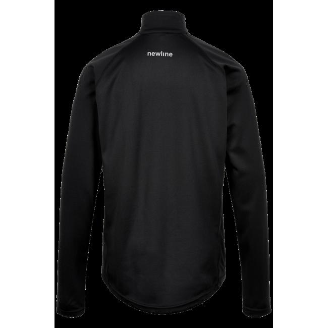 Newline Core Warm Shirt Junior 8-14 år - Black