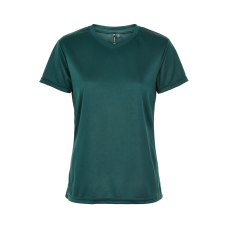 Newline Base Cool Tee DAM - Dark Green