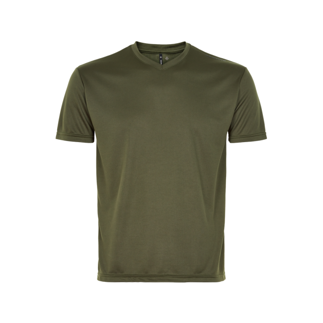 Newline Base Cool Tee - Army
