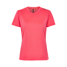 Newline Base Cool Tee DAM - Neon Pink