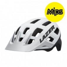 Cykelhjälm MTB Lazer Coyote Matt Vit MIPS