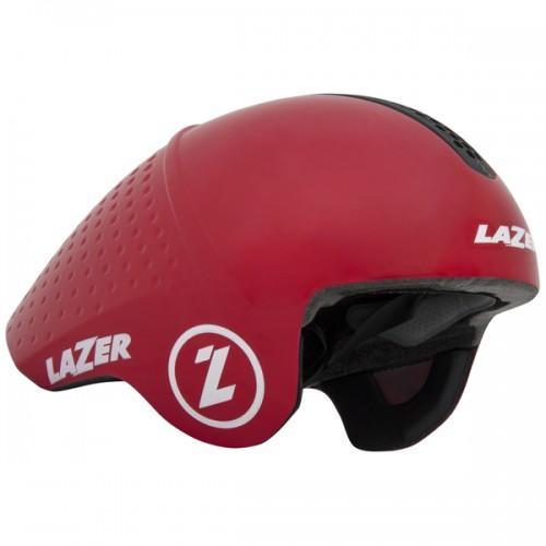Tempohjälm Lazer Tardiz 2 Röd