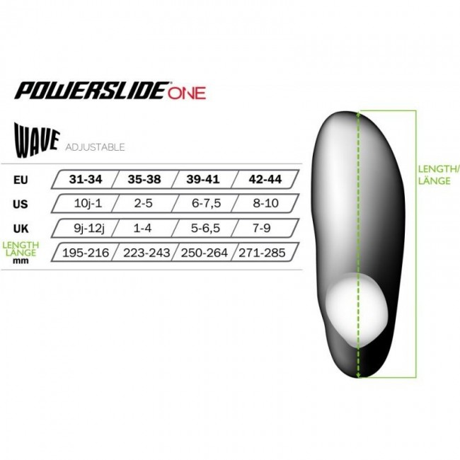 Inlines Powerslide One Lancer Women 4x84